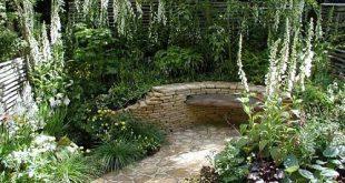 40 coole Ideen für kleine urbane Garten Designs