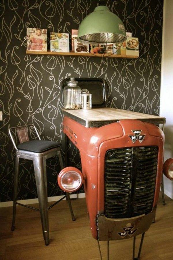 Industrial Design Möbel für mehr Stil in Ihrem Wohnraum   Design Diy