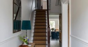 Timeless and Tranquil Blues in a Victorian Home