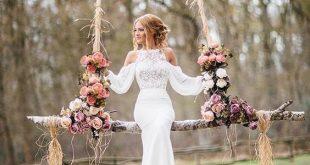 1 beautiful swing decor ideas for wedding (16)