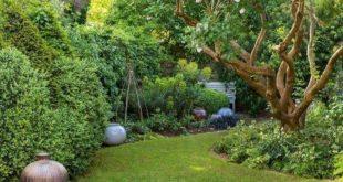 Kleiner Garten für kleine Hinterhof-Ideen 09 # landscapedesign