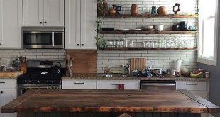 100 Ideen für die ländliche Küche, um das Herz Ihres Zuhauses zu inspirieren ...