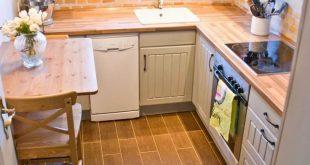 30 Nifty Small Kitchen Design und Dekor Ideen, um Ihren Kochbereich zu verändern
