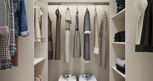 120 geniale Kabinettideen für das erste Apartment-Schlafzimmer-Dekor (36)
