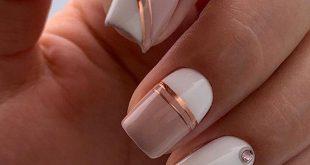 30 süße Nail Design-Ideen für stilvolle Bräute #braute #design #ideen #stilv...
