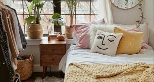 25 Small Bedroom Ideas That Are Look Stylishly & Space Saving - #bedroom #dreams...