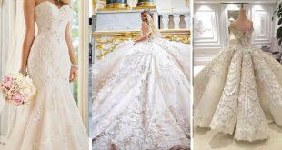 31 Brautkleider Kollektion 2018