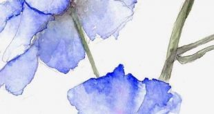 40 Exceptional Watercolour Paintings For Art Lovers - #art #Exceptional #Lovers ...
