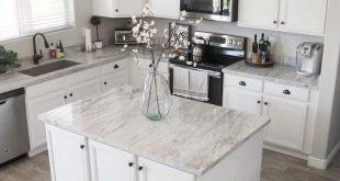 48 Elegant White Kitchen Design Ideas For More Comfortable #schlafzimmer #wohnzi...