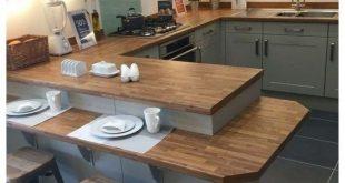56 Surprising Small Kitchen Design Ideas And Decor