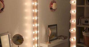 60 schöne Make-up Zimmer Dekor Ideen und umgestalten