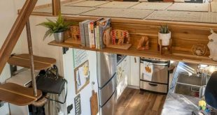 70 Clever Tiny House Interior Design Ideas One of the biggest challenges in modi...