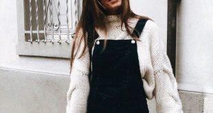 DESIGN Denim-Overall in verwaschenem Schwarz - #black #Denim #Design #Dress #style ...