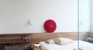 Eindrucksvolles minimalistisches Penthouse in Athen Inspiriert von japanischem Interior Design