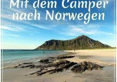 Mit dem Wohnmobil nach Norwegen: Tipps + Erfahrungen