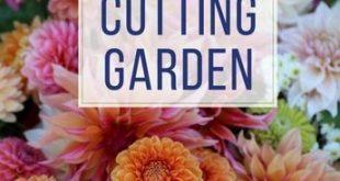 So gestalten Sie einen Garten zum Schneiden von Gärten im Hinterhof
